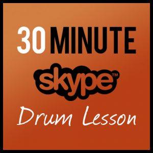 30-min Skype Lesson