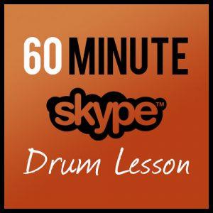 60-min Skype Lesson